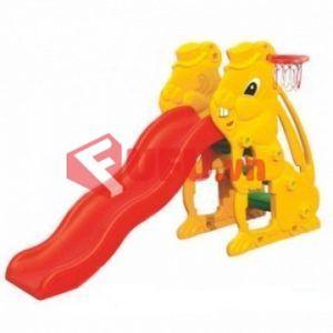 cầu trượt con thỏ-FF-CTMN03