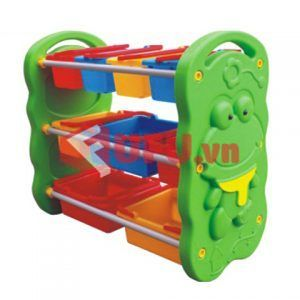 kệ đồ chơi con ếch-FF-TK08