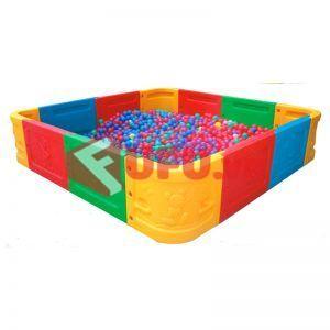 nhà banh hình vuông nhập khẩu-FF-NB08