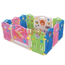 nhà banh trẻ em 12 cạnh-FF-NB06