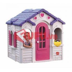 nhà chơi cho bé màu hồng-FF-NC01