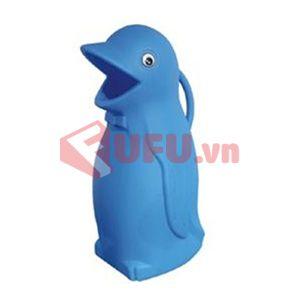 thùng rác chim cánh cụt-FF-TR01