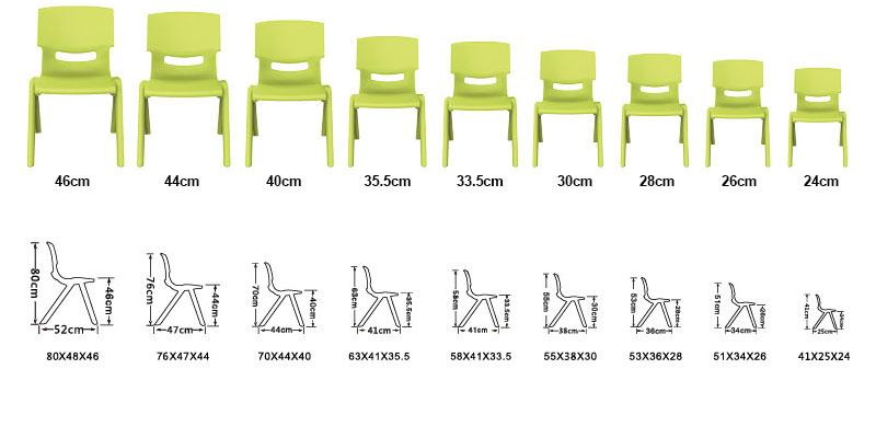 kinh nghiệm chọn mua bàn ghế mầm non